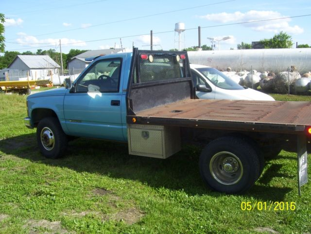 1 ton chevy dually truck for sale in tipton missouri united states. Black Bedroom Furniture Sets. Home Design Ideas