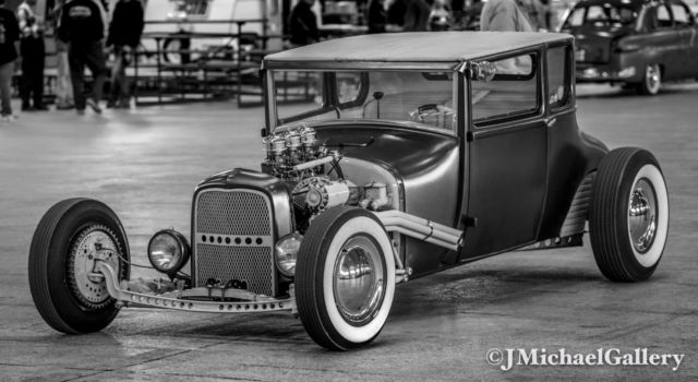 Tci Torque Converter >> 1926 Model T Ford coupe hot rod for sale in Parkville, Maryland, United States