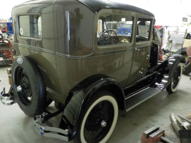 1928 ford model a two door sedan for sale in moseley for 1928 ford 2 door sedan