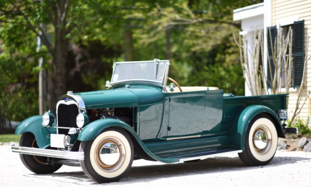 1928 ford roadster pickup hot rod for sale in orleans massachusetts united states. Black Bedroom Furniture Sets. Home Design Ideas