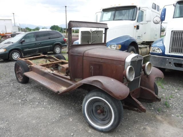 1929 Chevrolet Pickup Resto Rod Hot Rod Rat Rod for sale ...