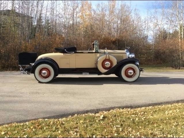 1930 Cadillac Lasalle 340 V8 Manual Convertible for sale ...