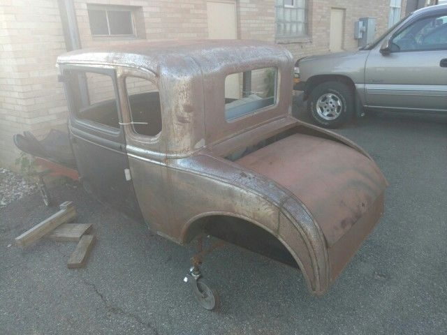 1930 Ford Model A 5 Window Coupe Body MAKE OFFER