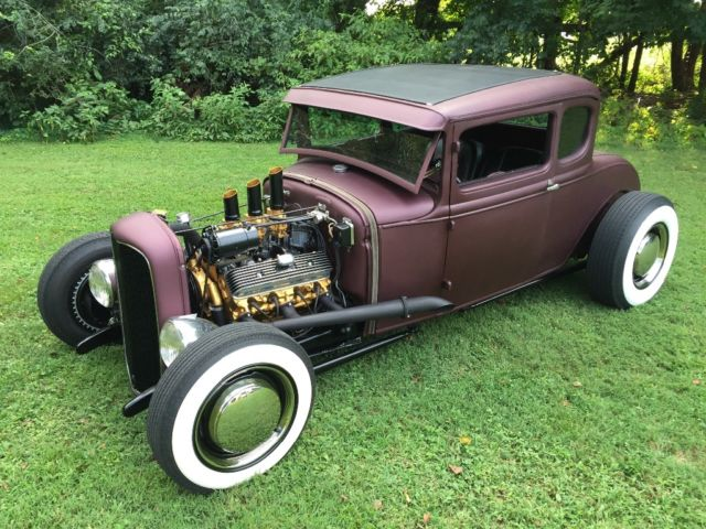 1931 ford 5 window coupe traditonal built hot rod for sale for 1931 ford 5 window coupe hot rod
