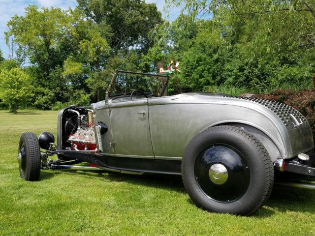 1931 FORD MODEL A ROADSTER BROOKVILLE FLATHEAD HOT RAT ROD