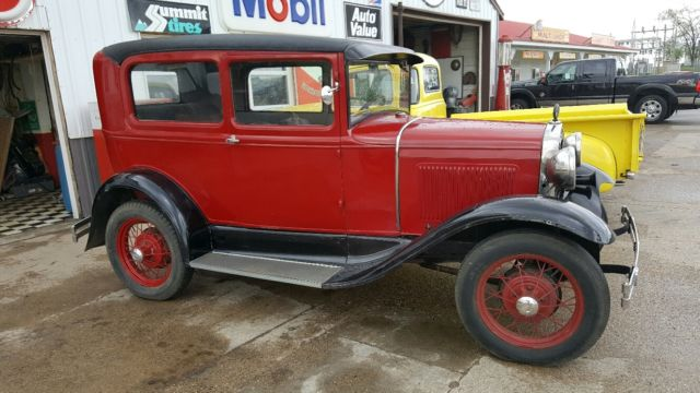 1931 ford model a two door sedan for sale in lake park for 1931 ford model a 4 door for sale