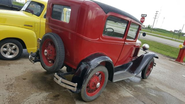 1931 ford model a two door sedan for sale in lake park for 1931 ford model a 2 door sedan