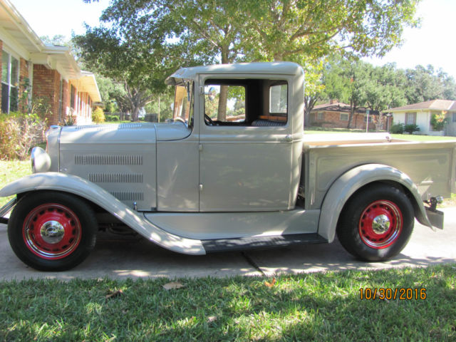 1931 Ford Other Model A Pickup Hotrod Street Rod Muscle Car For