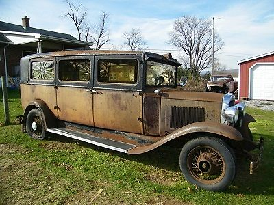 1932 Chevy Ambulance One of a kind for sale in Augusta, Georgia