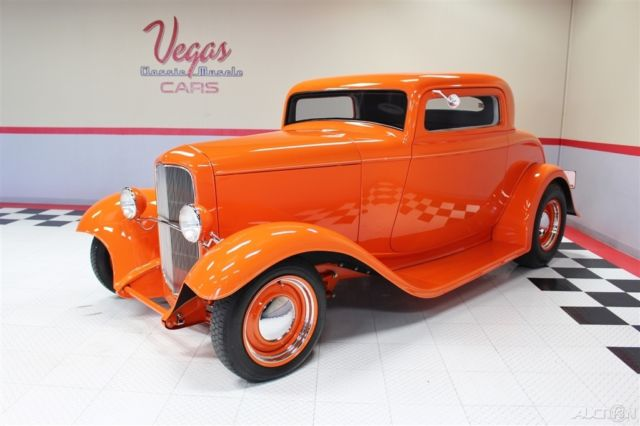 1932 ford 3 window coupe trailer queen real ford frame and for 1932 ford 3 window coupe chassis