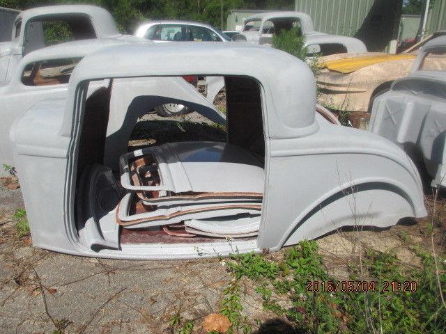 1932 ford 3 window vintage fiberglass replica body with 2 for 1932 ford 3 window coupe fiberglass body
