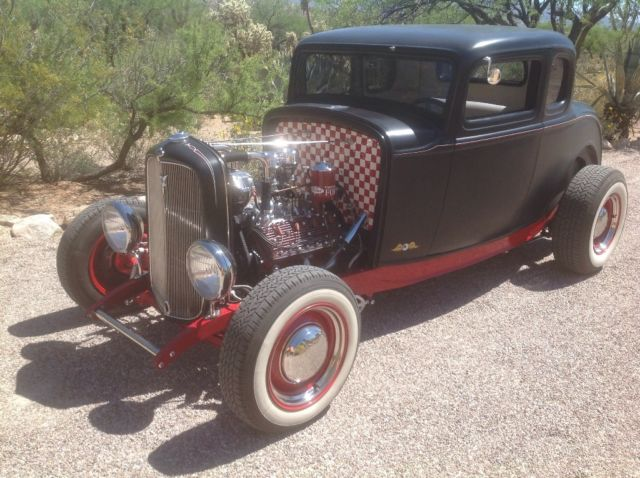 1932 ford 5 window coupe highboy 3 in chop tci frame downs for 1932 ford 5 window coupe body