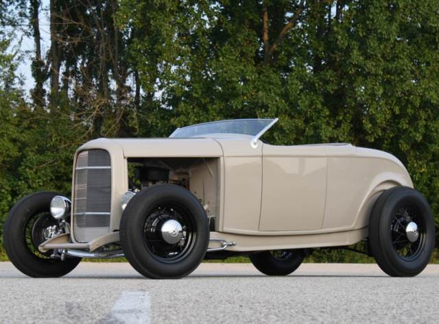 1932 FORD ROADSTER TRADITIONAL 32 HOT ROD BRAND NEW BUILD