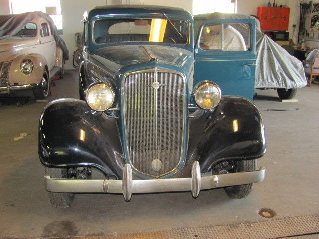 1934 Chevrolet Master 4 DR Sedan for sale in Toledo, Ohio, United States