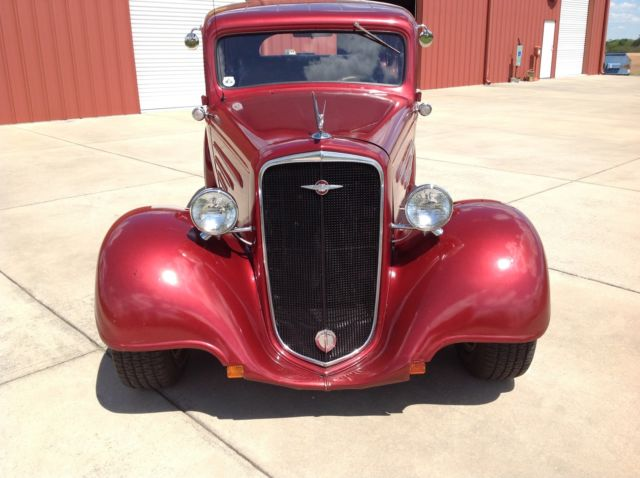 1934 chevrolet town sedan streetrod ac ps reduced for sale for Ride now motors in monroe north carolina