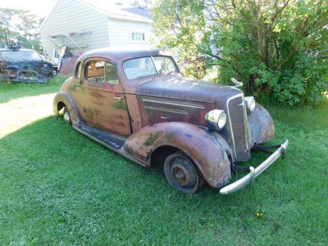 1935 chevrolet master 5 window coupe suicide doors rare for 1934 chevrolet 5 window coupe