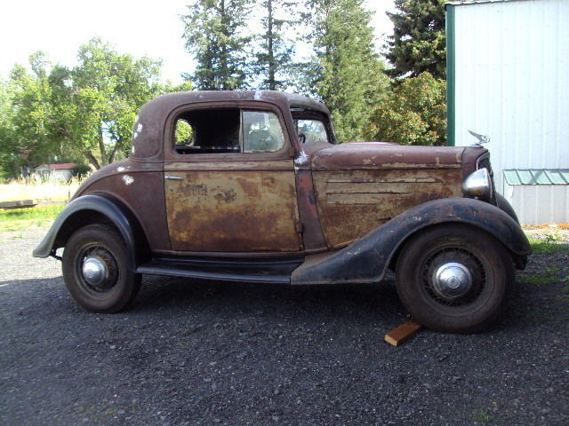 1935 chevy 3 window coupe for sale in latah washington for 1935 chevrolet 3 window coupe