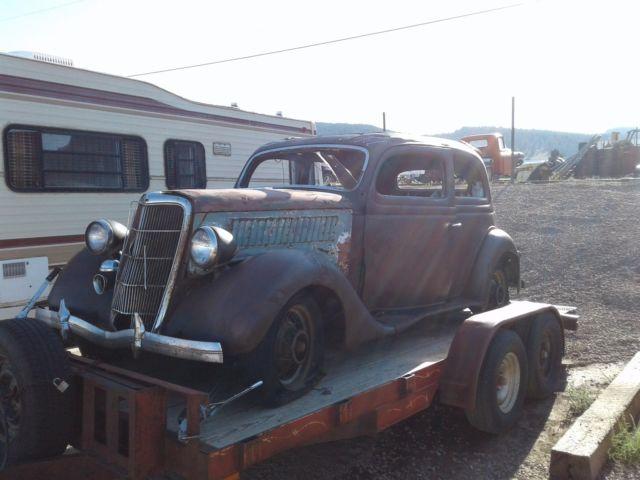 1935 ford 2 door sedan for sale in elyria ohio united states for 1935 ford 4 door sedan