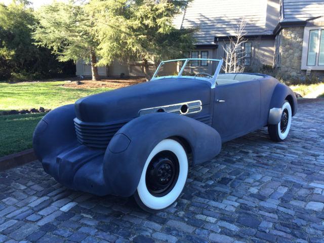 Danville Car Show >> 1936 Cord 810 Phaeton Convertible (36, 37, 1937) for sale in Danville, California, United States