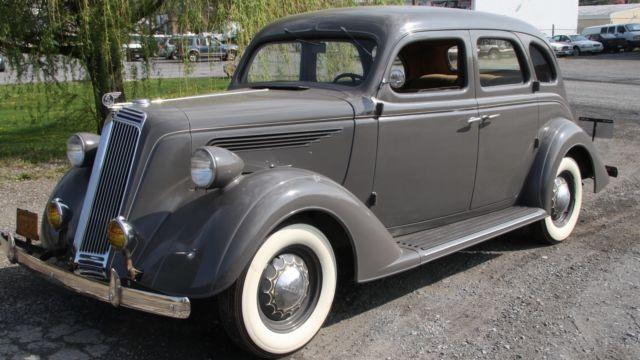 1936 Nash Lafayette 42,500 original miles for sale in ...
