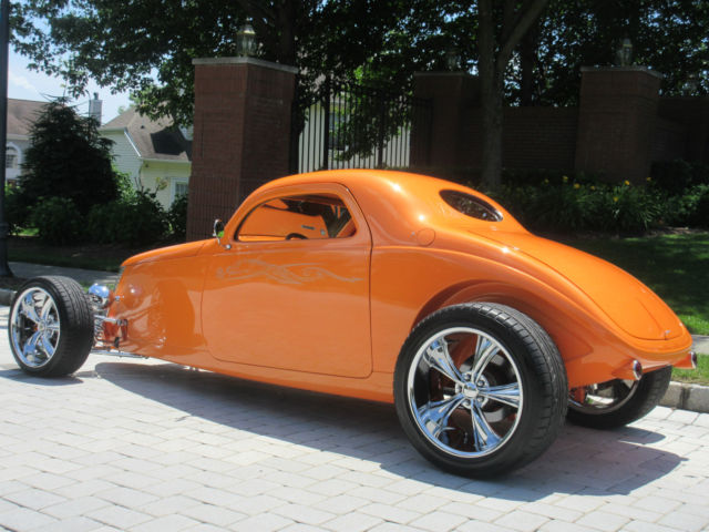 1937 ford 3 window highboy coupe hi end street rod 1932 for 1933 chevy 3 window coupe