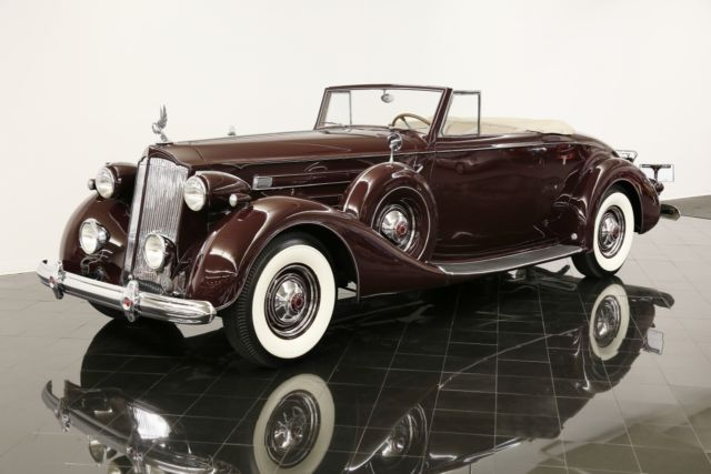 1937 Packard Twelve Coupe Roadster *15 PER MONTH!* for sale
