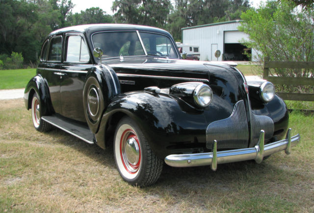 1939 Buick Century Sedan No Reserve For Sale In East