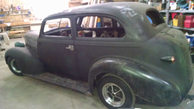 1939 chevy 2 door sedan street rod rat rod project for for 1939 chevy 2 door sedan