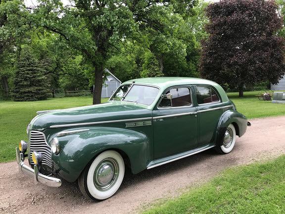 1940 Buick Super Strong Running Straight 8 Standard Older