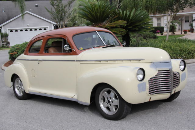 1941 Chevrolet Business Coupe for sale in Houston, Mississippi