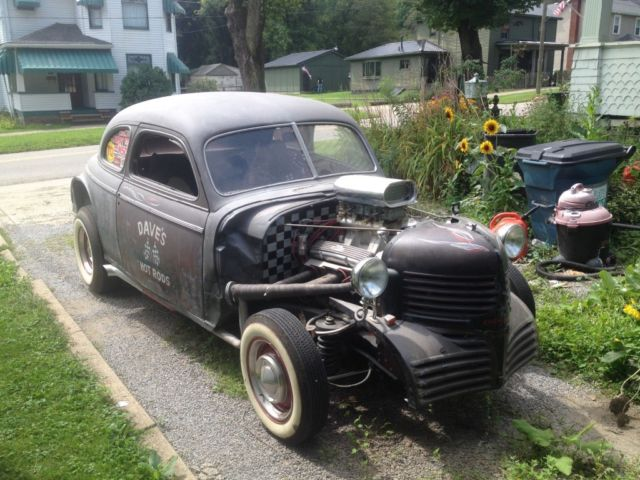 1941 Chevy Rat Rod for sale in Salineville, Ohio, United States