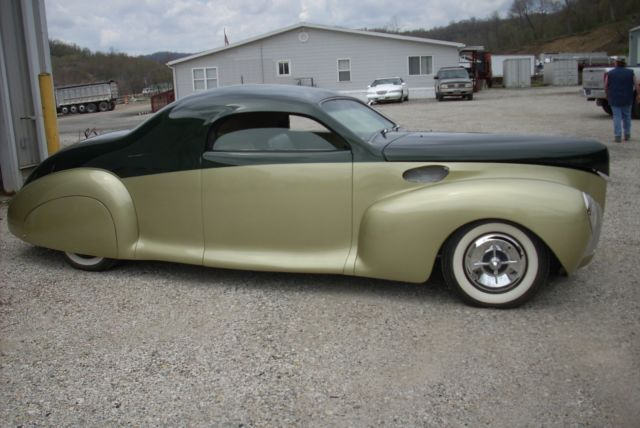 1941 Lincoln Zephyr Rod For Sale In Bridgeport Ohio United States