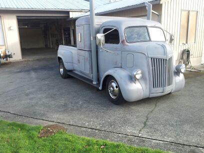 1945 Ford Cabover Pickup for sale in Bellingham, Washington ...