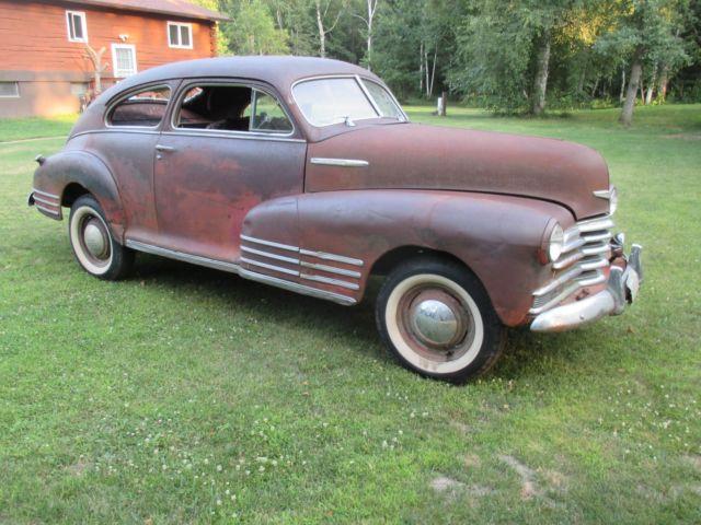 1947 chevy fleetline aero sedan for sale in bemidji minnesota united states. Black Bedroom Furniture Sets. Home Design Ideas