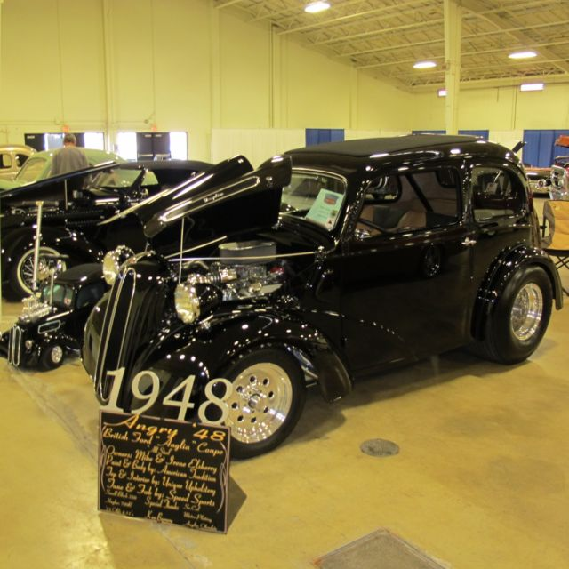 "1948 Anglia ""All Steel Body"" Ford Street Rod For Sale In"