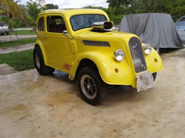 1948 anglia pro street drag race gasser for sale in west for West palm beach motor vehicle registration