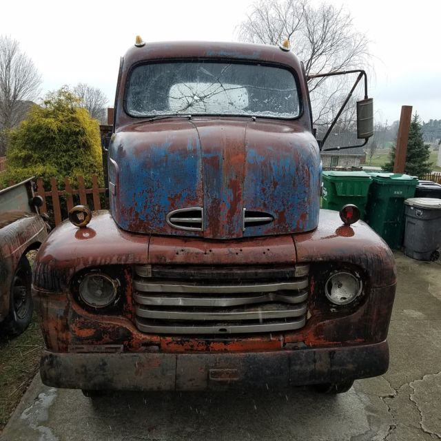 1948 Ford Cabover Truck Coe For Sale In Shelbyville