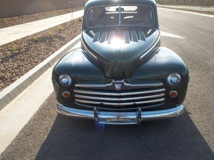 1948 FORD COUPE HOT/STREET ROD for sale in Visalia