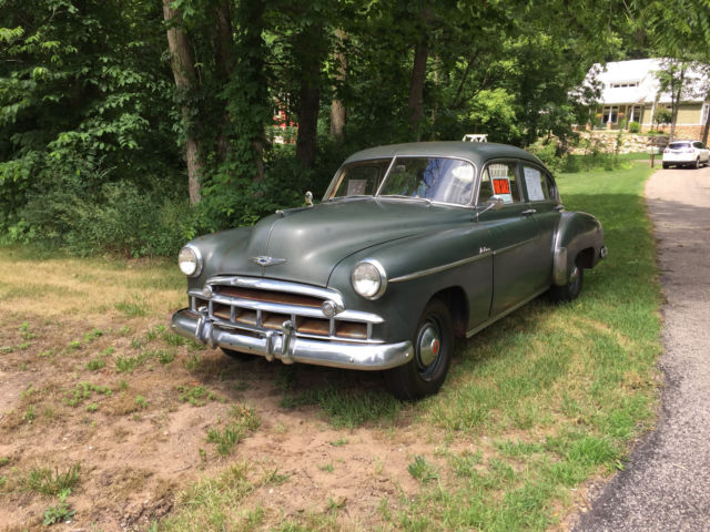 1949 Chevrolet Fleetline Deluxe 4 Door For Sale In Ada