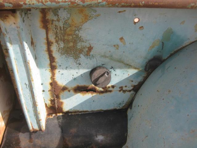 1949 Chevy Pickup Ratrod hotrod rat rod s10 swap for sale in Wichita
