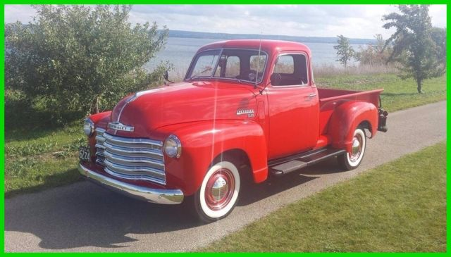 1950 Chevrolet 3100 Used Manual Pickup Truck Chevy For