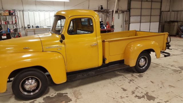 1950 international harvester l111 pickup truck for sale in silver lake indiana united states