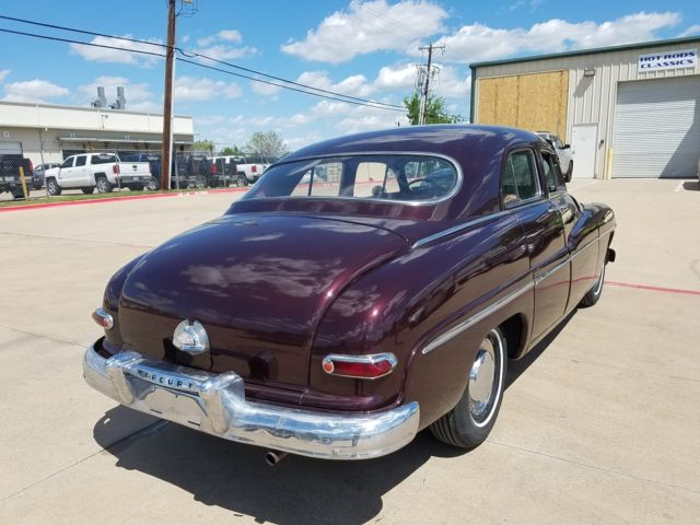 1950 mercury 4 door sedan for sale in arlington texas
