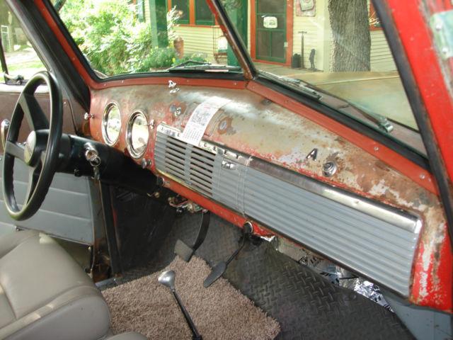 1951 Chevy 3100 SWB Pickup W/ 5.3L/4L60E for sale in ...