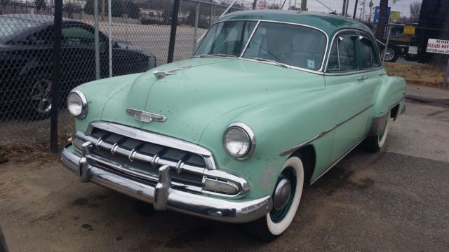 1952 chevrolet deluxe for sale for sale in memphis tennessee united states. Black Bedroom Furniture Sets. Home Design Ideas