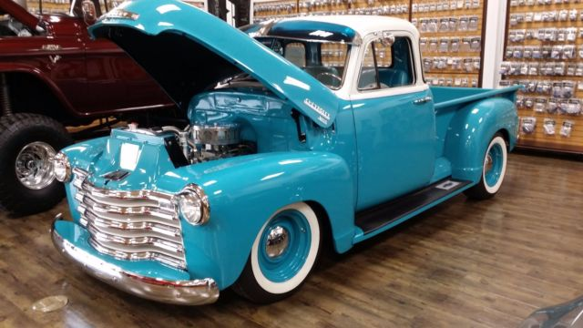 Chevy Build And Price >> 1952 Chevrolet Pick Up 52 Pickup for sale in Garden City ...