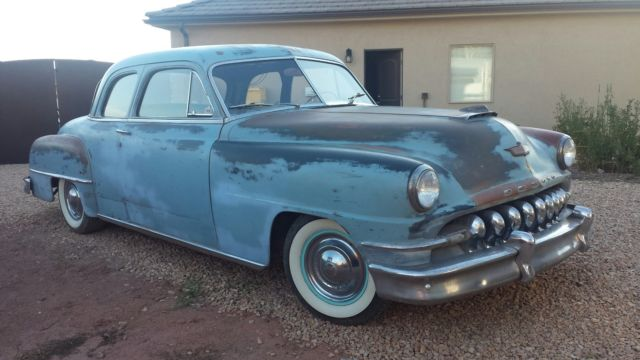 1952 Desoto Coupe for sale in St. George, Utah, United States