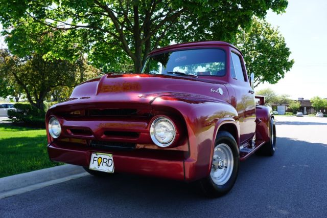 1953 ford pick up truck f100 1952 1954 1955 1951 1950 chevy chevrolet gmc for sale in. Black Bedroom Furniture Sets. Home Design Ideas