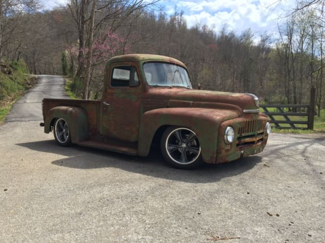 1953 International Rat Rod Truck Dodge Dakota Chassis