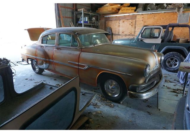 1953 Pontiac Chieftain Rat Rod Parts Custom Patina Other